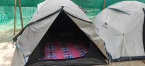 Mousuni Island Tent Booking