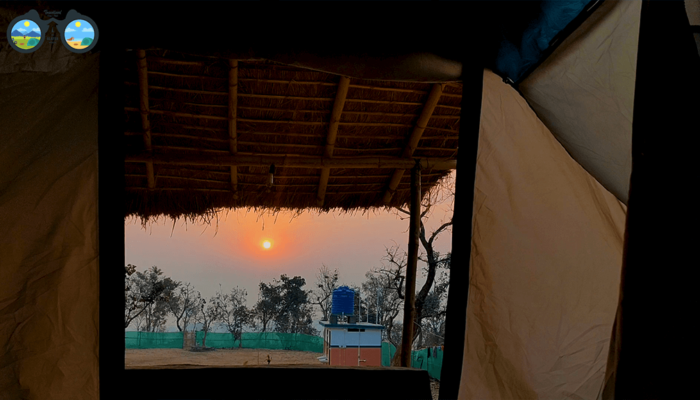 Purulia Tent Stay